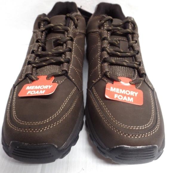 5319d9de Wrangler Shoes | Mens Ruggen Oxford Memory Foam | Poshmark